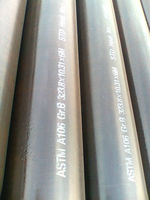 "12""SEAMLESS STEEL PIPE(SMLS) CARBON STEEL(CS) API 5L ASME B36.10M-1996 ASTM A106/53 GRB ANSI B16.25 BEVELLED/FLAT END"
