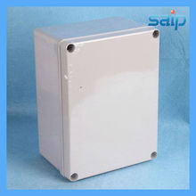 Common waterproof hinged-cover junction box for switch and socket IP66