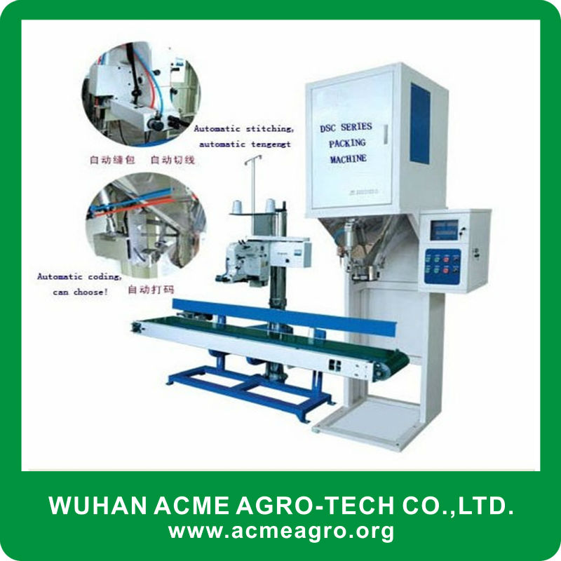 New arrival and good sales DCS -25automatic rice packing machine