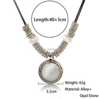 Fashion Opal Statement Necklaces Amp Pendants