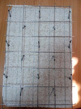 Wire mesh perlite partition wall panel with Sound Absorbing