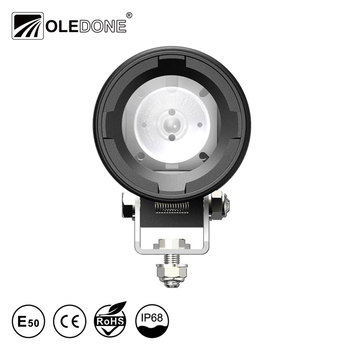 Factory direct offer Oledone 10W E-MARK approve motorbike dirtbike scooter ATV SUV offroad racing automotive led work light