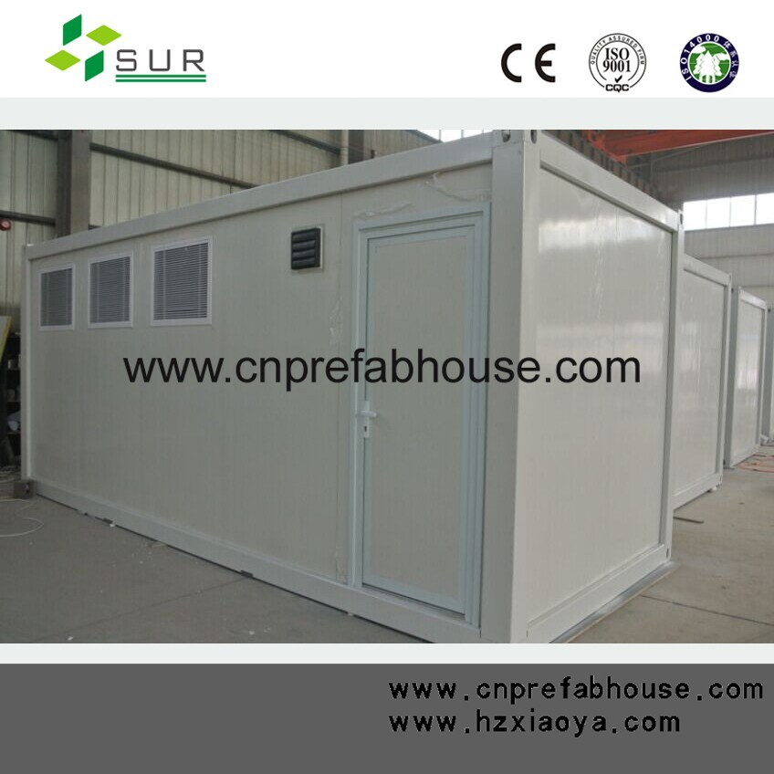Modern prefab cabin container house for accomodation