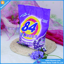 High quality factory direct sale Laundry Washing Powder / Private Logo design detergent