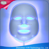 YYR wholesale Spa use facial care equipment led beauty light mask
