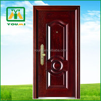 YMF-985 Cheap New Style Steel Bar Gate Door