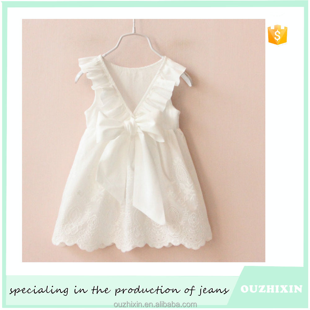 kids beautiful model dresses lady dress new children dress