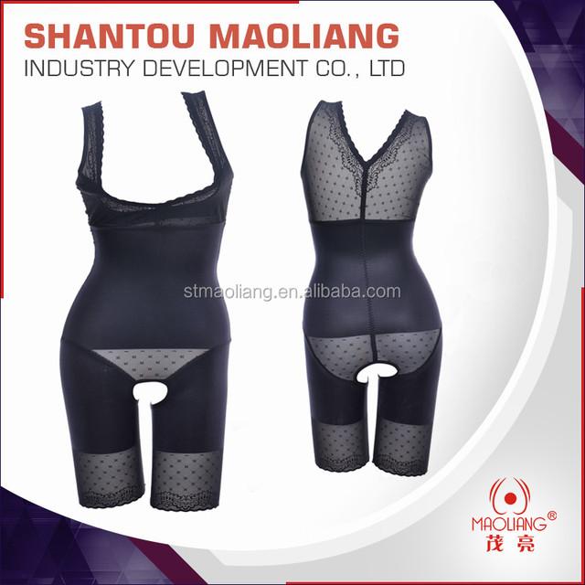 LEM 2017 luxury waist training shapewear butt lifter body shaper black women body slimming shapewear