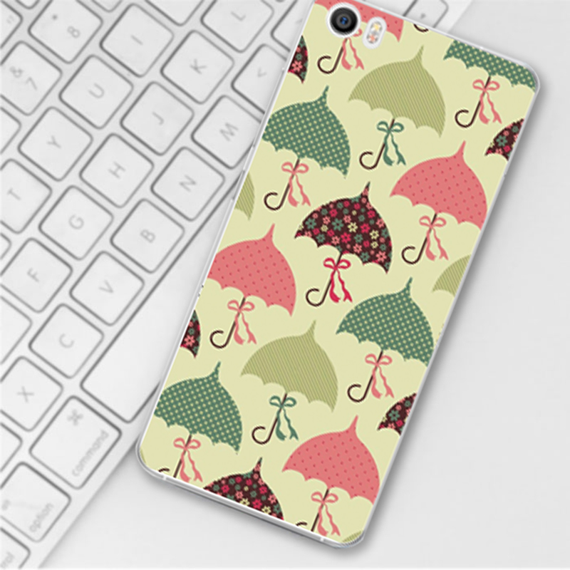 Simple pattern Watermelon umbrella phone case for redmi note3 China supplier manufacture