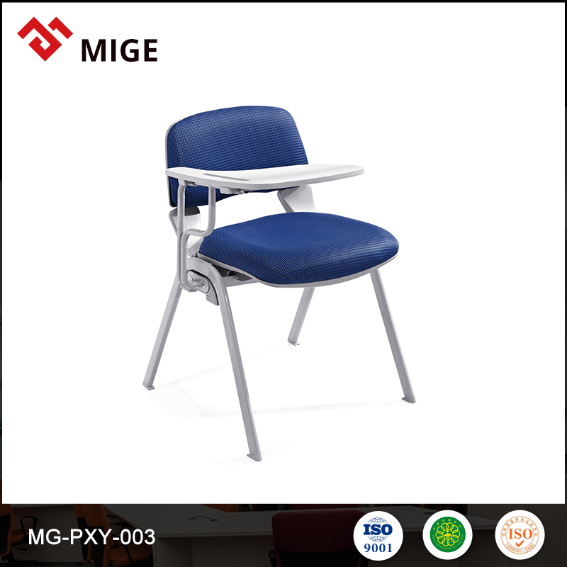 Economic most popular comfortable high back chair office mesh visitor training chair