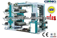 Colorfull flexo printing machine parts for handle bag