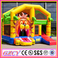 Kids Favorite Toy Inflatable Air Jumping Castle Playground