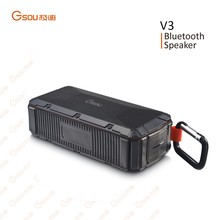 Alibaba Best Seller 4.0V Portable Waterpoof Wireless Music Bluetooth Speaker wtih CE for Kids Gift