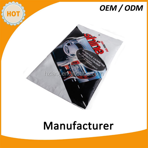 Hot Sale Auto Wipes Car Cleaning Wet Wipes Multi Purpose Wipes