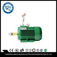 Y2 series Cast Iron electric motor 1.5 kw three phase 2800 rpm