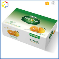 2017 New Design Cardboard Box Fruit