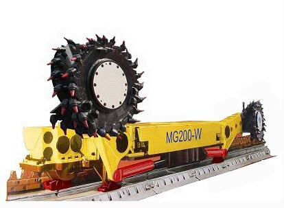 China Coal Longwall Coal Mining Shearer Machine