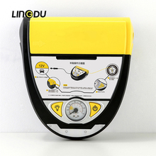 New 12V Portable Auto Tyre Sealer Inflator