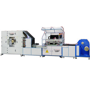 China Full Automatic Screen Printing Machine, Screen Printer for printing PVC Sticker