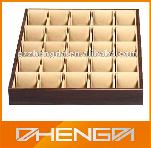 High Quality Customized Made-in-China Wholesale Jewelry and Watch Boxes for Sale(DW13-W135)