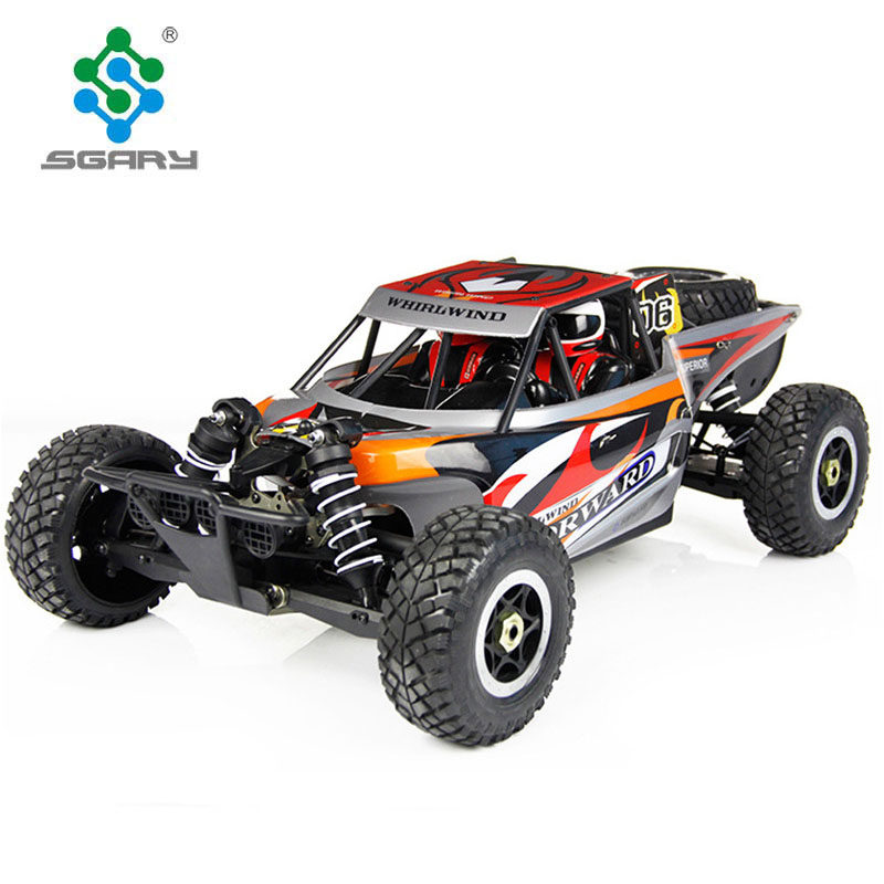 High Speed rc car 1/8 120A Brushless 4WD 2.4GHz 80KM/H Desert Rc <strong>Truck</strong> Random Color