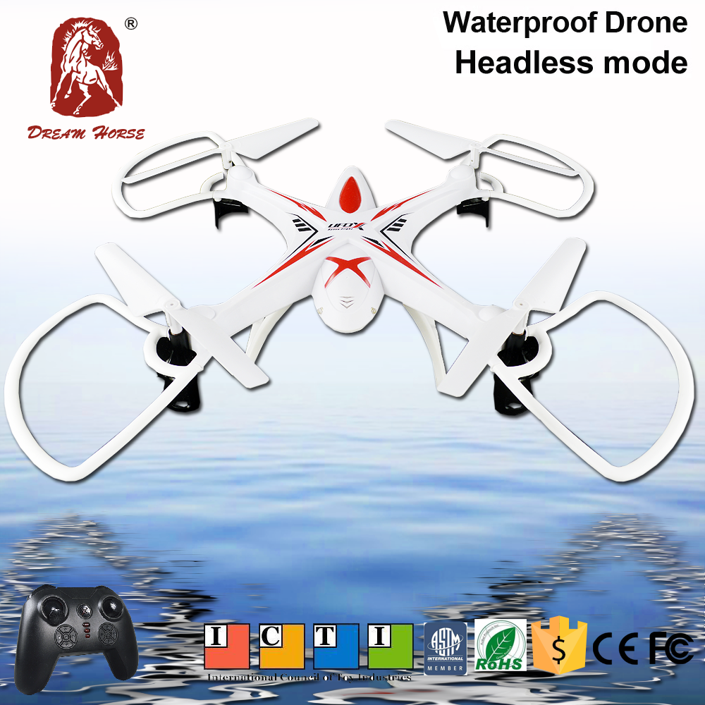Waterproof 2.4G outdoor racing weili quadcopter rc helicopter for age 14