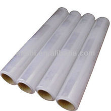clear pe plastic sheeting