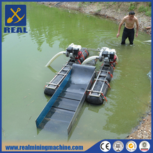 5 Inch gold dredge river gold mining equipment for sale
