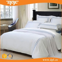 Wholesale ribbon Embroidery Bedding Set / duvet cover set