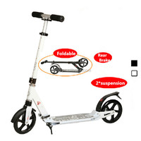 2015 200MM wheel pro scooter/kick kids scooter high quality