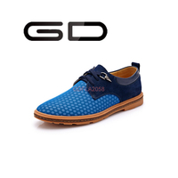 factory trade assurance global wholesale nice quality leather men brogue loafer shoes