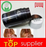2016 hot selling prevent hair falling products FULLY hair fibers