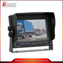 Portable car monitor tft 5 inch LCD screen in car monitor