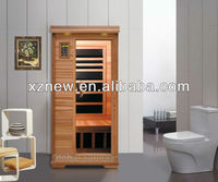 hemlock sauna cabin Gym spa health therapy equipment
