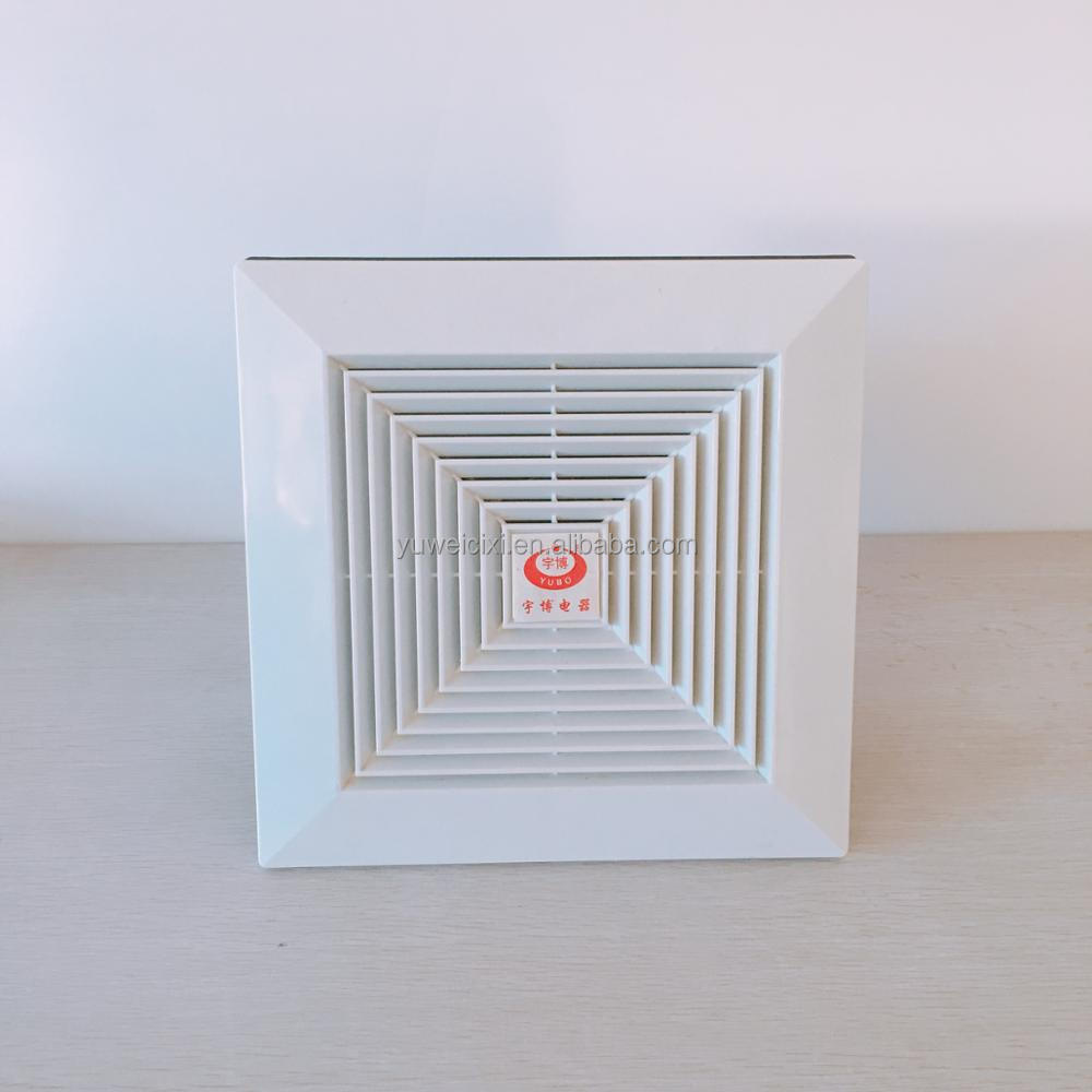 Domestic Cheap Home <strong>Exhaust</strong> Fan Kitchen, Bathroom Ceiling Ventilation Fan 14B