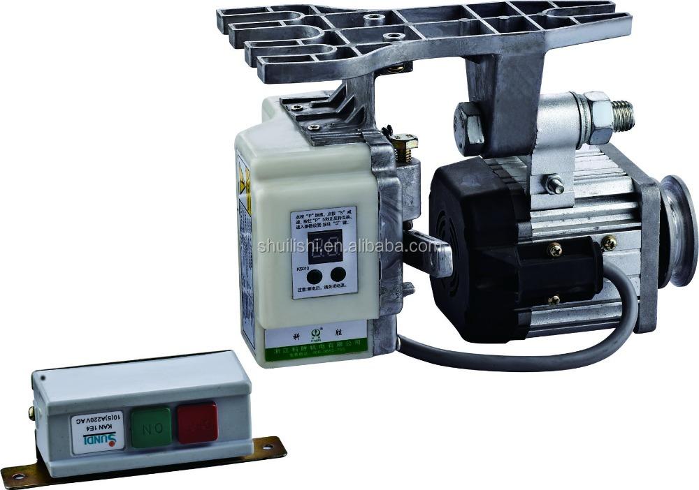 Industrial Sewing Machines 110v 220v 550w Servo Motor For