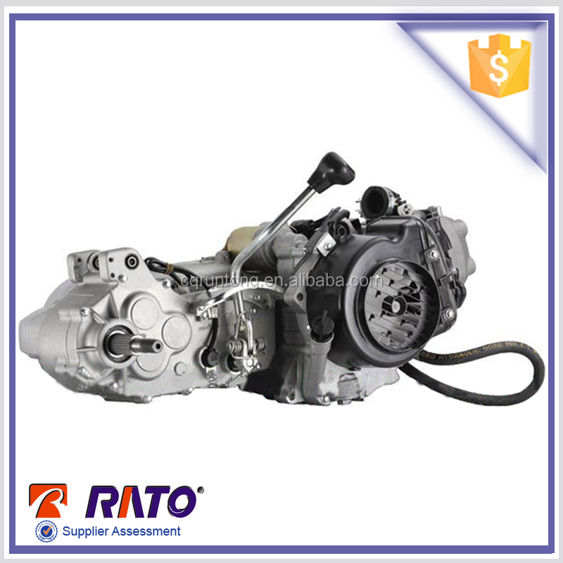 GY6 180cc engine with reverse gear for ATV180