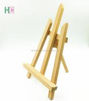 high quality beech wooden easel