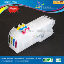 refill ink cartridge for brother lc39/985