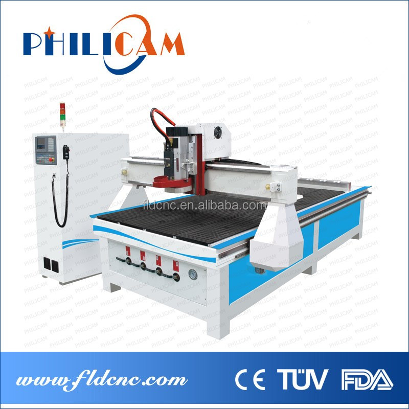 Jinan lifan automatic tool changes auto tool change linear atc cnc router