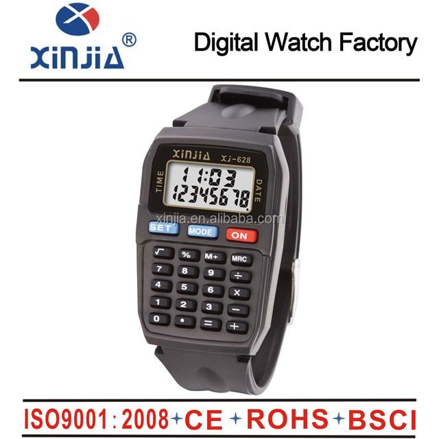 Digital wrist calculator watch /smart watches