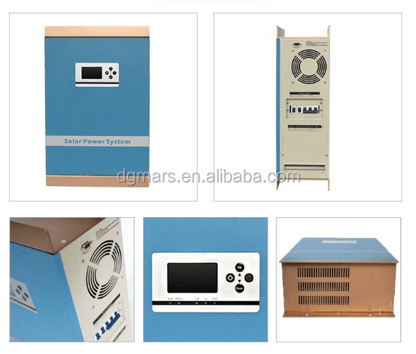 Fast delivery 20000W 3000W hybrid solar inverter 2KW 3KW homage inverter ups prices