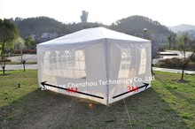 Easy assemble 10*10 tenda tenda gazebo gonfiabili prezzo party canoy