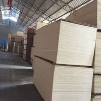 Furniture Plywood 18mm Bintangor Plywood 4