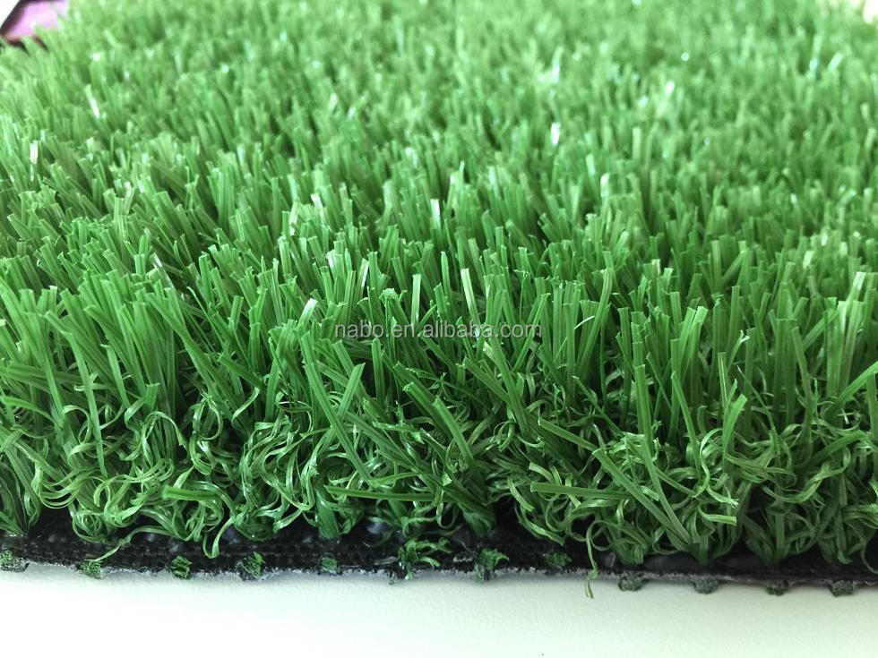 Synthetic Turf grass rubber mat high-grade well received soccer artificial turf price