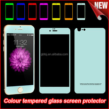 Popular Sparkling Diamond Screen Protector For Cellphone tempered glass protector film