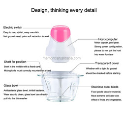 mini manual magic food chopper