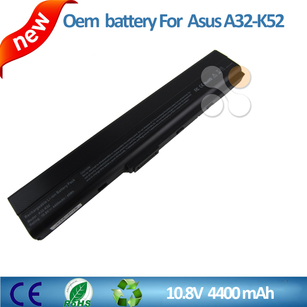 Original New Laptop Battery A32-K53 for ASUS K53 K53E K53F K53U K53S K53SV 6-Cell