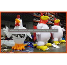 commercial grade inflatable giant turkey advertising model