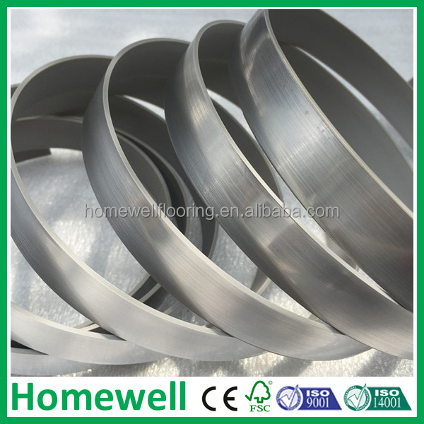 2mm aluminum color decorative metal banding for furniture